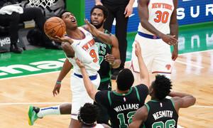 NBA: «Πάρτι» τωνς Νικς κόντρα στους Σέλτικς (video)