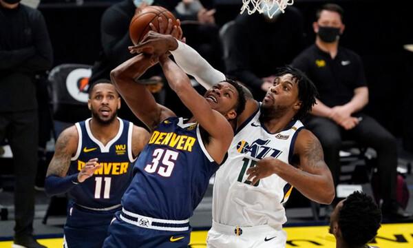NBA: Απέδρασαν από το Ντένβερ οι Τζαζ (video)