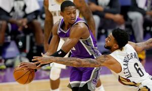 NBA: Η σούπερ εμφάνιση του Ντε'Ααρον Φοξ (video)