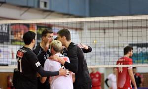 Volley League: Σε απολογία ΠΑΟΚ και Ντεσποτόφσκι