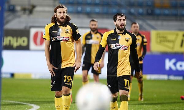 ΑΕΚ: Χάνουν το Κύπελλο, «τρέχουν» για ΠΑΟΚ οι τραυματίες