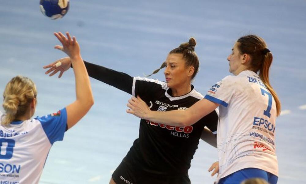 ΠΑΟΚ: Μαθαίνει αντίπαλο για τους «8» του European Cup γυναικών