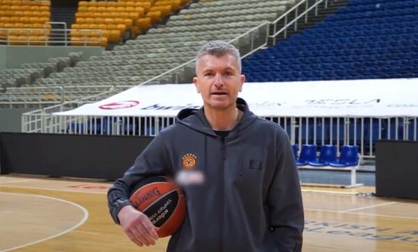 Ηλίας Ατματσίδης και Γιώργος Καλαϊτζής δίπλα στα παιδιά των Αθλητικών Ακαδημιών ΟΠΑΠ (videos)
