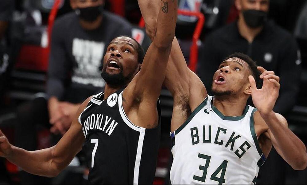 NBA: Η νέα «παράσταση» του Γιάννη Αντετοκούνμπο (photos+video)