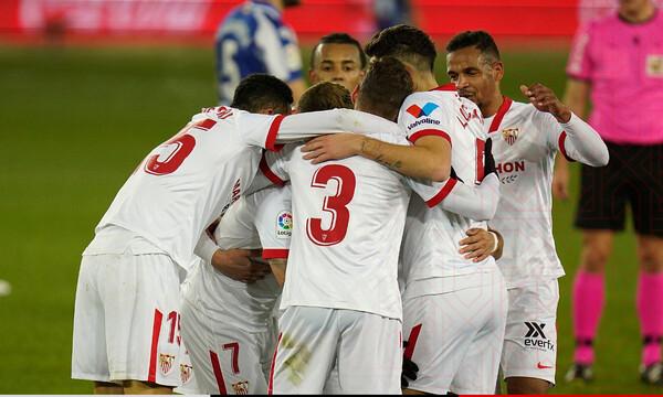 La Liga: Βήμα τετράδας για την Σεβίλλη (video)