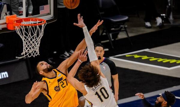 NBA: Στο... ρυθμό των Τζαζ (video)