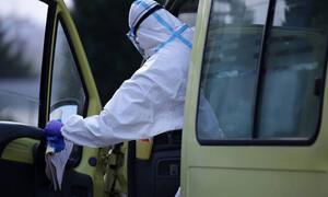 Κρούσματα σήμερα: 516 νέα ανακοίνωσε ο ΕΟΔΥ - 27 νεκροί σε 24 ώρες, στους 300οι διασωληνωμένοι