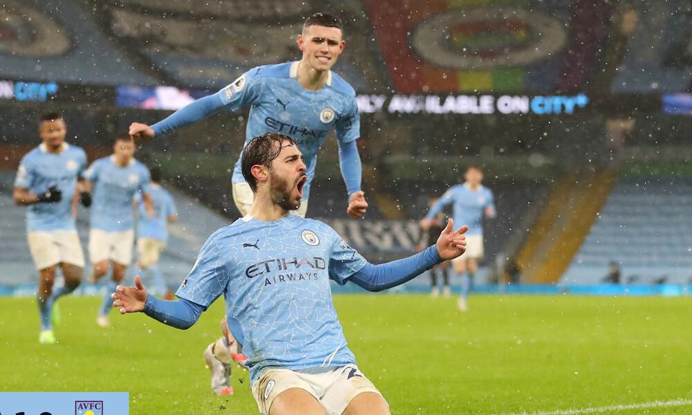 Premier League: Αγχώθηκε αλλά νίκησε και πάτησε κορυφή η Σίτι (video)