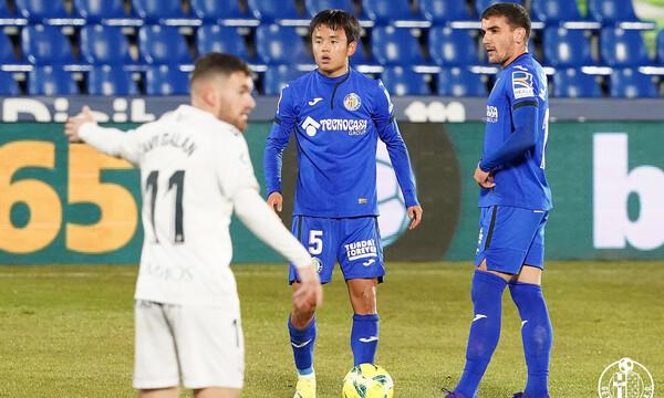 La Liga: Η Χετάφε εκτέλεσε Ουέσκα και Σιόβα (photos)
