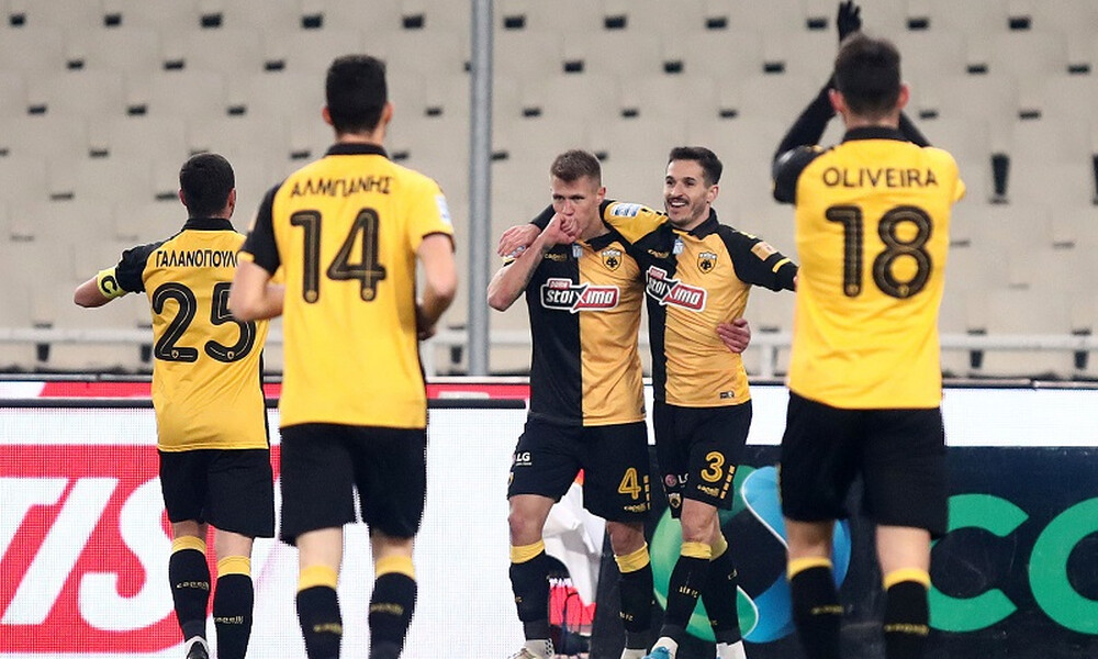 ΑΕΚ – Απόλλων Σμύρνης 2-0: Ουσία, κέρδη και ξεκάθαρο προβάδισμα (videos)