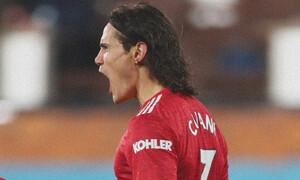 Premier League: Ασταμάτητοι «κόκκινοι διάβολοι» πέρασαν και από το «Κρέιβεν Κότατζ» (videos)
