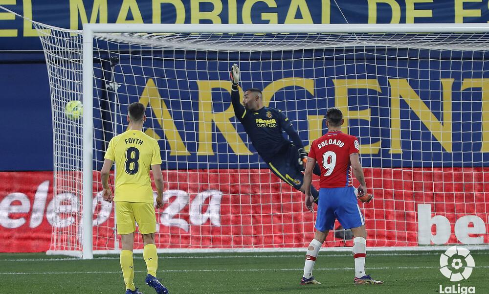 La Liga: Η Βιγιαρεάλ πέταξε την τρίτη θέση! (video+photos)