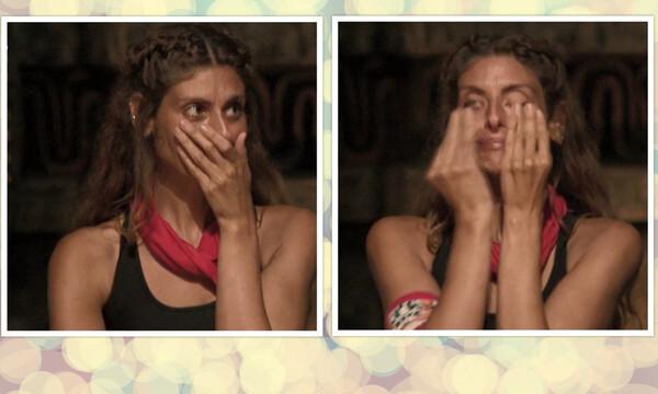 Survivor: Η Ανθή ξέσπασε σε κλάματα! Η παίκτρια που αποχώρησε δεν την χαιρέτησε καν!