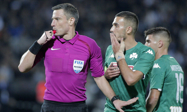Super League: Γνώριμος Σλοβένος ρέφερι στο ΠΑΟΚ-ΑΕΚ, ο Καραντώνης στη Λεωφόρο (photos)