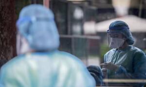 Κρούσματα σήμερα: 509 νέα ανακοίνωσε ο ΕΟΔΥ - 25 νεκροί σε 24 ώρες, στους 293 οι διασωληνωμένοι