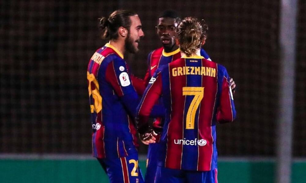 Κύπελλο Ισπανίας: Χρειάστηκε παράταση η Μπαρτσελόνα με τον «δήμιο» της Ατλέτικο