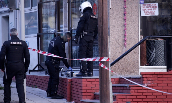 Πυροβολισμοί-Θεσσαλονίκη: Μέλος της ασφαλείας της ΠΑΕ Άρης ο ένας από τους δράστες! (photos)