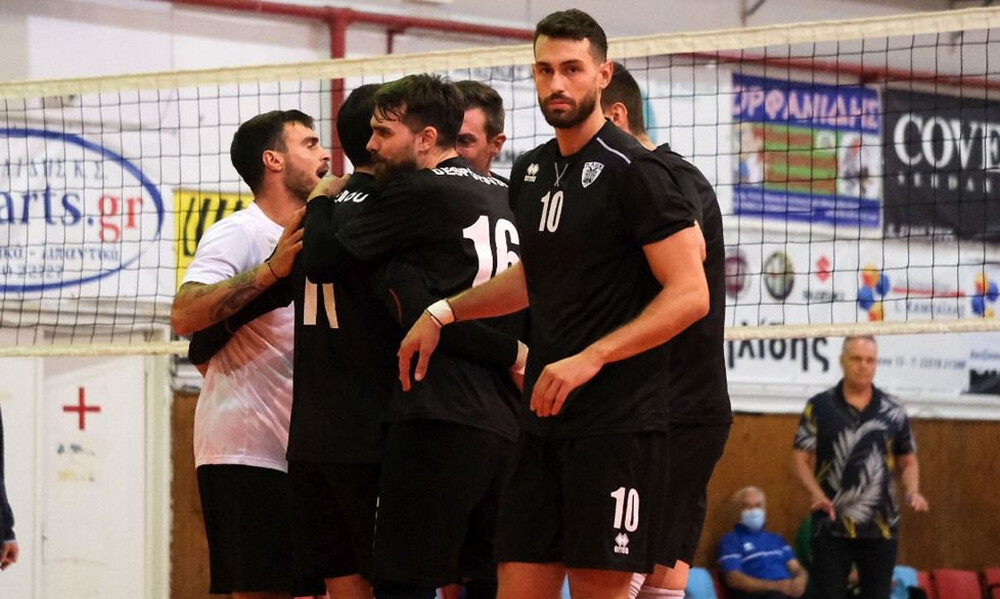 Volley League: Ντέρμπι στο «Παλατάκι» - Με ΟΦΗ ο Ολυμπιακός