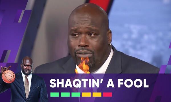 NBA: Απολαυστικό ντουέτο στην κορυφή του Shaqtin' A Fool (video)
