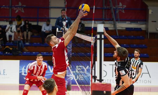 Volley League: Επιστροφή στις νίκες με ανατροπή για Ολυμπιακό, 3-1 τον ΟΦΗ