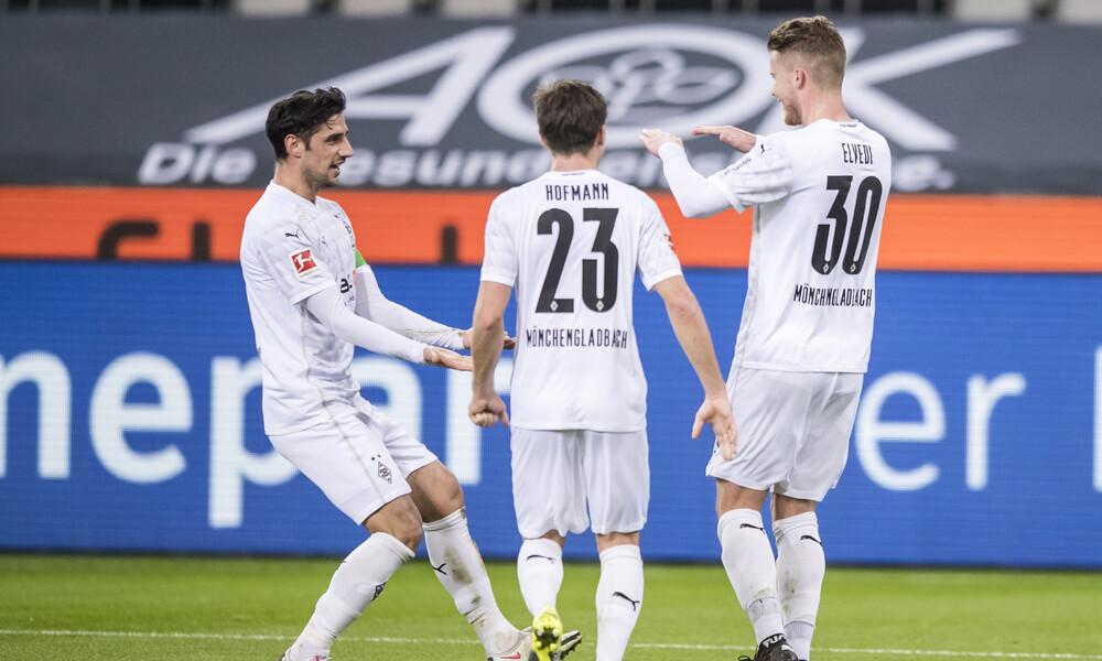 Bundesliga: Σφαλιάρα Γκλάντμπαχ στη Ντόρτμουντ (photos+video)
