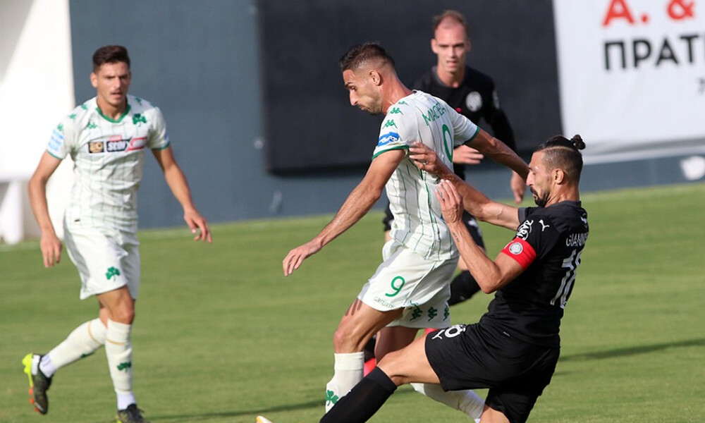 Super League 1: «Μάχες» σε Λεωφόρο, Ριζούπολη και Τρίπολη