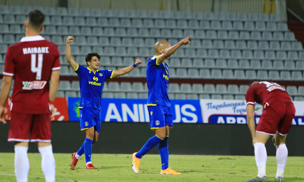 Αστέρας Τρίπολης - ΑΕΛ 1-0: Ο Μπαράλες «καθάρισε» ξανά