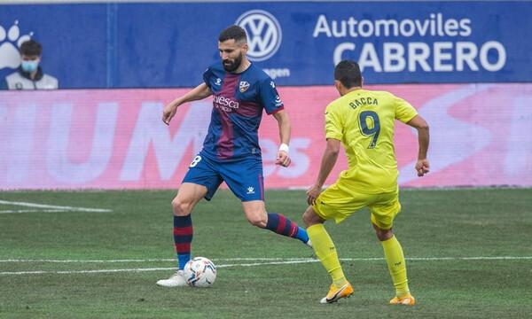 La Liga: Η Ουέσκα του Σιόβα κράτησε στο μηδέν τη Βιγιαρέάλ! (Video+Photos)
