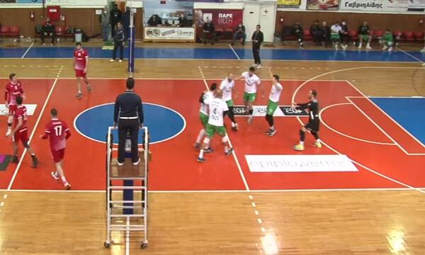 Φίλιππος-Παναθηναϊκός 0-3: «Πράσινο» πέρασμα από την Βέροια