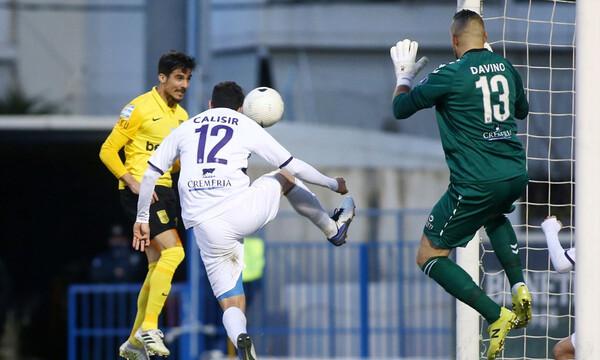 Γκουτσίδης: «Αφού δεν βάλαμε γκολ, να μη ζητάμε πολλά»