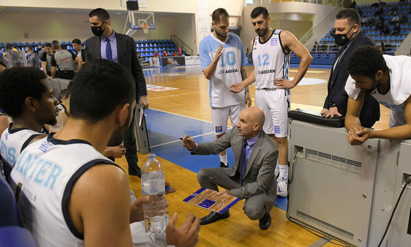 Κολοσσός: Ο Καντζούρης είπε πως «η νίκη ανήκει στους παίκτες»