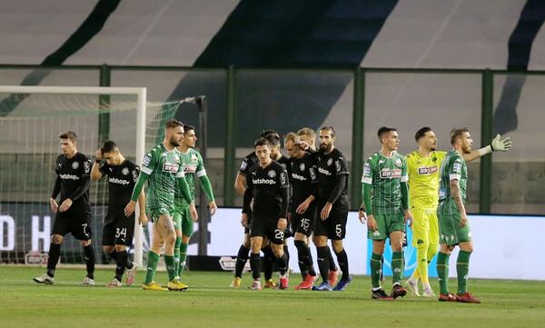 Παναθηναϊκός-ΟΦΗ: Το οφσάιντ-γκολ του Σαρδινέρο που ακυρώθηκε μέσω VAR! (Video)