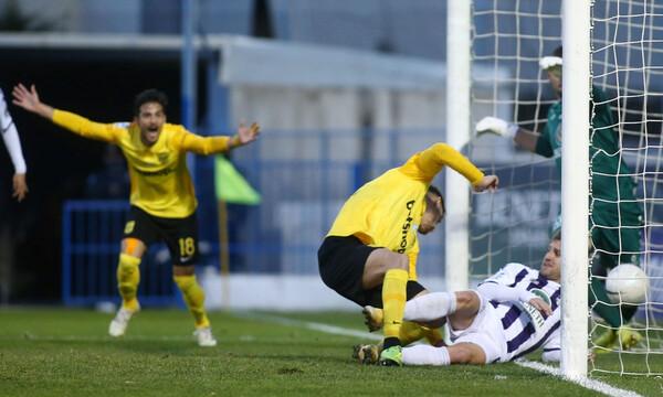 Απόλλων Σμύρνης-Άρης 0-1: Τα highlights της «κίτρινης» νίκης (video+photos)