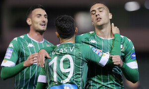 Super League: Η βαθμολογία μετά τα παιχνίδια του Σαββάτου (23/1)