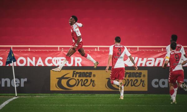 Ligue1: Η Μαρσέιγ προηγήθηκε και τιμωρήθηκε από τη Μονακό! (video+photos)