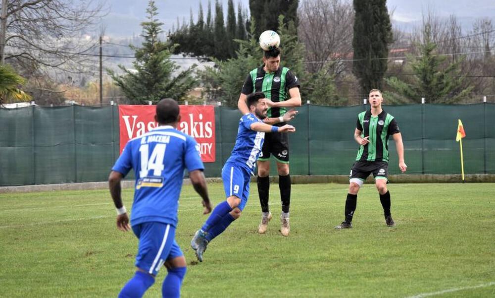 ΑΕ Καραϊσκάκης-Χανιά 1-1: Αποτέλεσμα που δεν άρεσε σε κανέναν! (Videos+Photos)