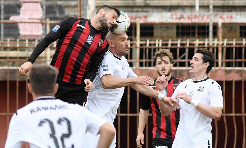 Παναχαϊκή-ΟΦ Ιεράπετρας 2-0: Πρώτη νίκη με… πλεονέκτημα για τους Πατρινούς (video)