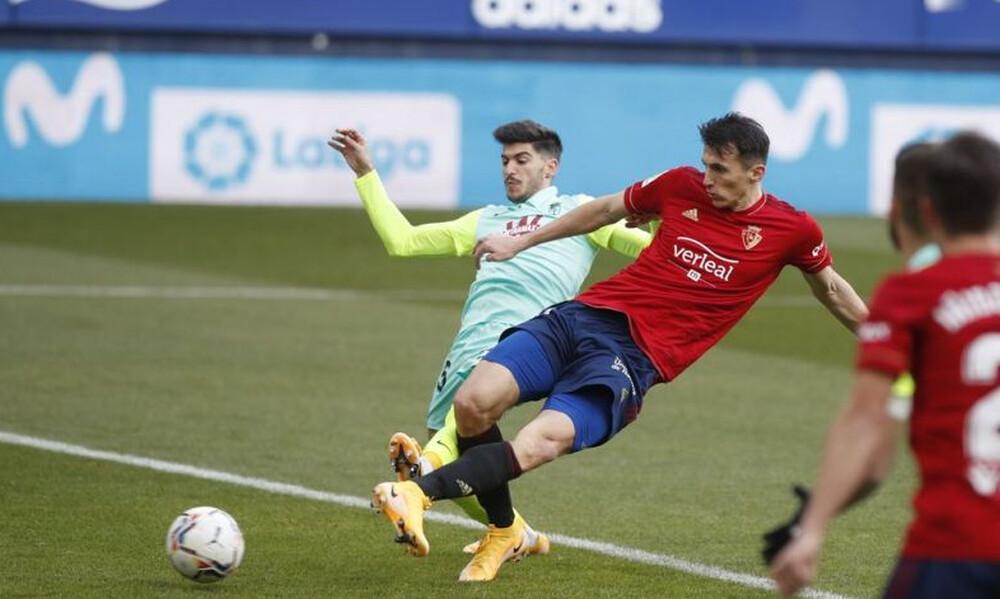 La Liga: Βαθιά ανάσα για Οσασούνα! (Video)