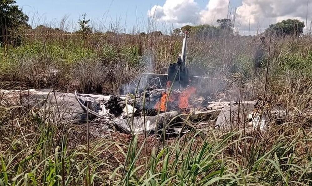 Νέα αεροπορική τραγωδία στη Βραζιλία – Νεκρός ο πρόεδρος και 4 παίκτες της Πάλμας (video+photos)