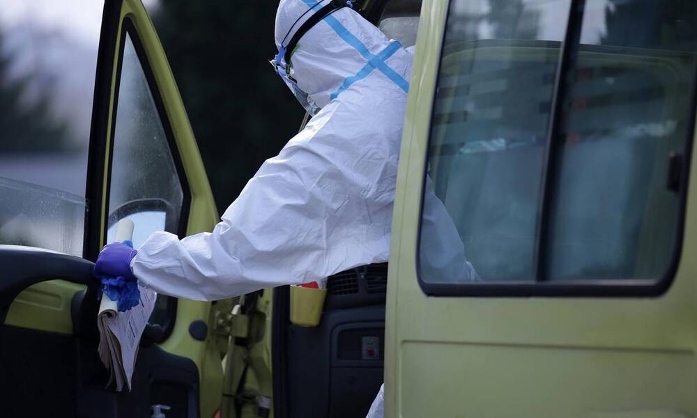 Κρούσματα σήμερα: 334 νέα ανακοίνωσε ο ΕΟΔΥ - 24 νεκροί σε 24 ώρες, στους 288 οι διασωληνωμένοι
