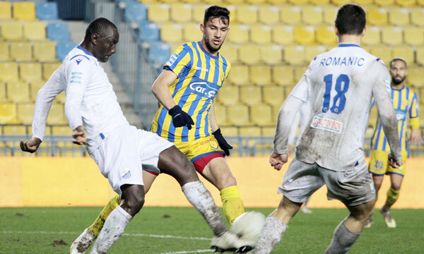 Παναιτωλικός-Λαμία 0-0: Έτσι ήρθε η ισοπαλία στο Αγρίνιο (video+photos)