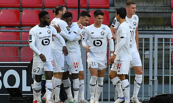 Ligue1: Στην κορυφή η Λιλ, ανεβαίνει η Μπορντό (photos)