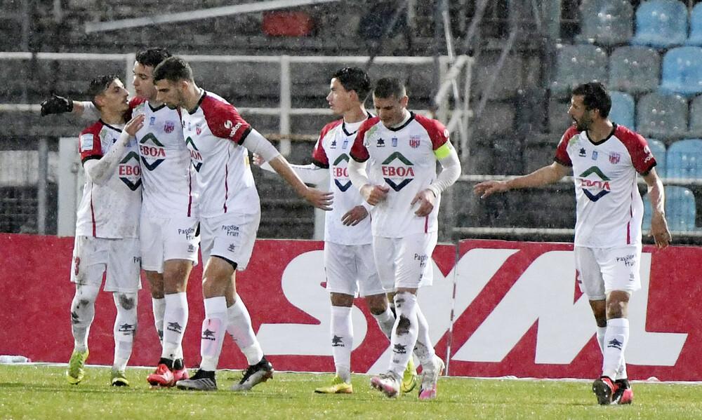 Super League: Ανεβαίνουν Δουβίκας, Μπαράλες, κορυφή ο Ελ Αραμπί (video+photos)