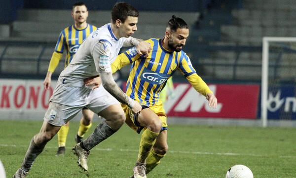 Τσότσαλιτς: «Το γήπεδο δεν μας βοήθησε»