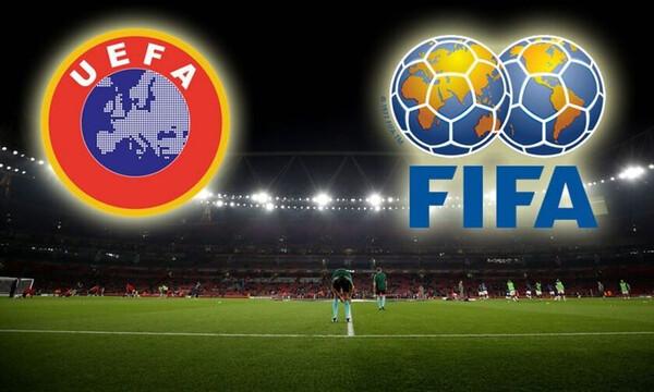 Ιστορική συμμαχία FIFA-UEFA για να πολεμήσουν τη European Super League!