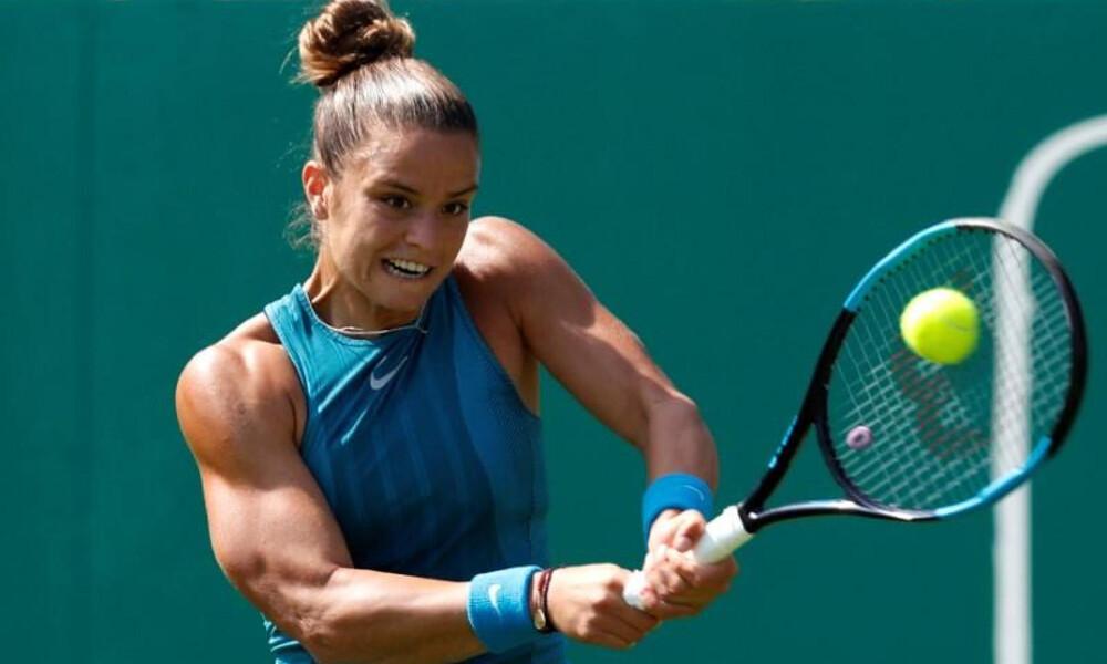 Τένις: Σταθερή η Σάκκαρη