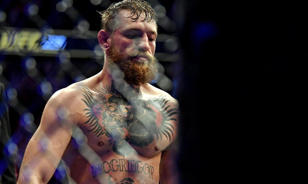 Ο Conor McGregor έχασε πολλά περισσότερα από έναν αγώνα