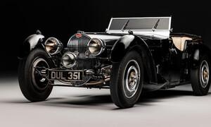 Αυτή η Bugatti έμεινε κρυμμένη για μισό αιώνα και τώρα ψάχνει καινούργιο σπίτι