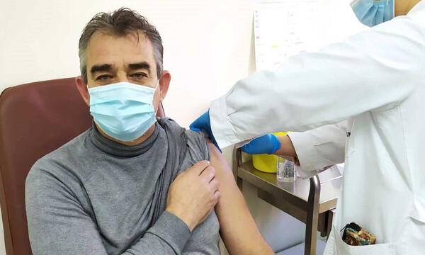 Εμβολιάστηκε ο προπονητής της Αναγέννησης Άρτας