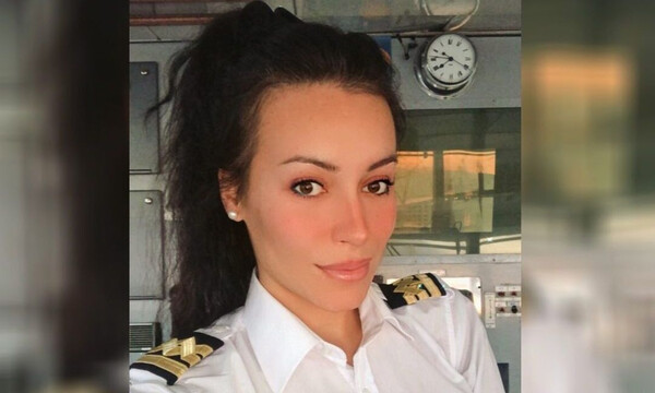 Μαριάνθη Κάσδαγλη - Survivor: Γνωρίστε την υποπλοίαρχο του Εμπορικού Ναυτικού (pics)